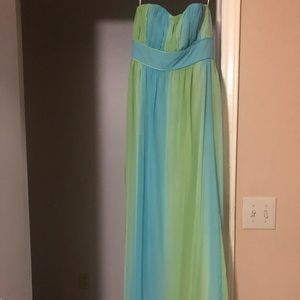 After Six bridesmaid/prom dress